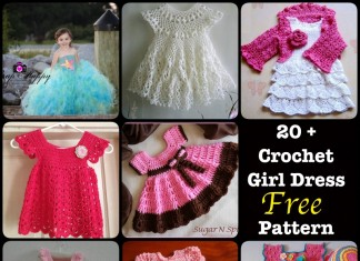 Crochet Pattern For Flower Girl Dress : Crochet Archives - Page 10 of 21 - Cool Creativities