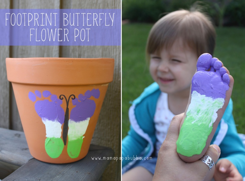 flower and butterfly craft how to make
