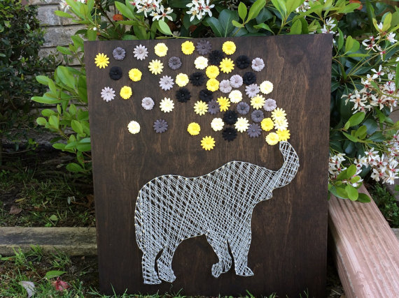 30+ Creative DIY String Art Project Ideas - Page 5 of 5