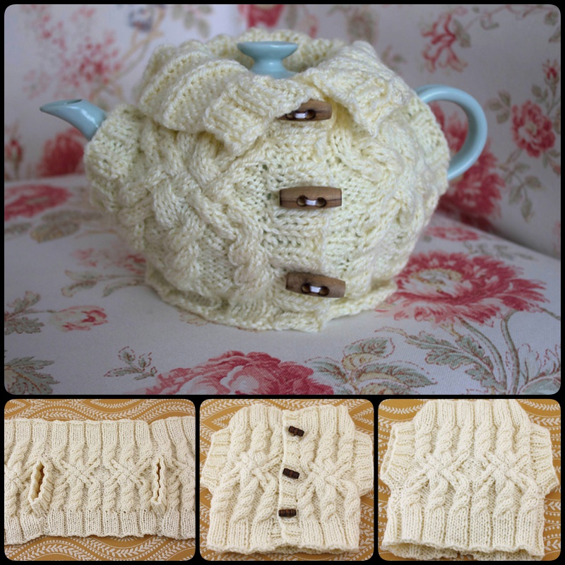 Free Knitted Tea Cosies Patterns : 20+ Handmade Tea Cozy with Patterns - Page 3 of 3