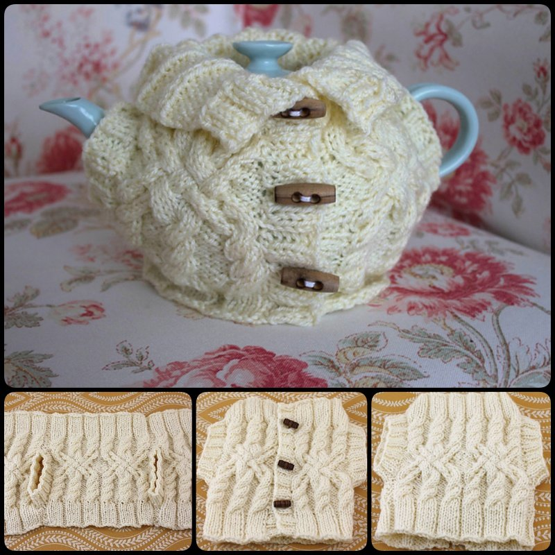 20+ Handmade Tea Cozy with Patterns - Page 3 of 3