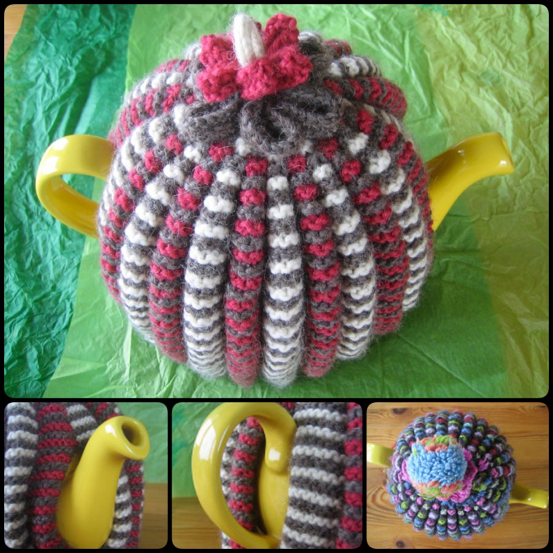 Free Easy Tea Cosy Crochet Pattern : 20+ Handmade Tea Cozy with Patterns