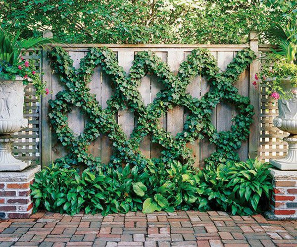 For Those Who Wish To Revisit This Tradition And Implement The Same For  Their Property, You Can Check Out The Following Collection Living Privacy  Fence ...