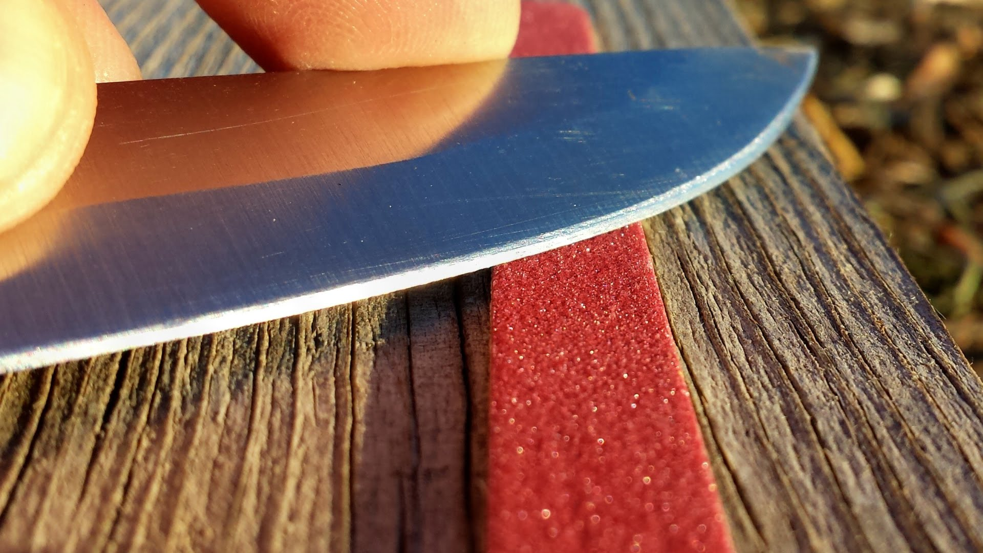 5 Ways To Sharpen A Knife Without A Sharpener