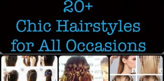 Chic Hairstyles for All Occasions