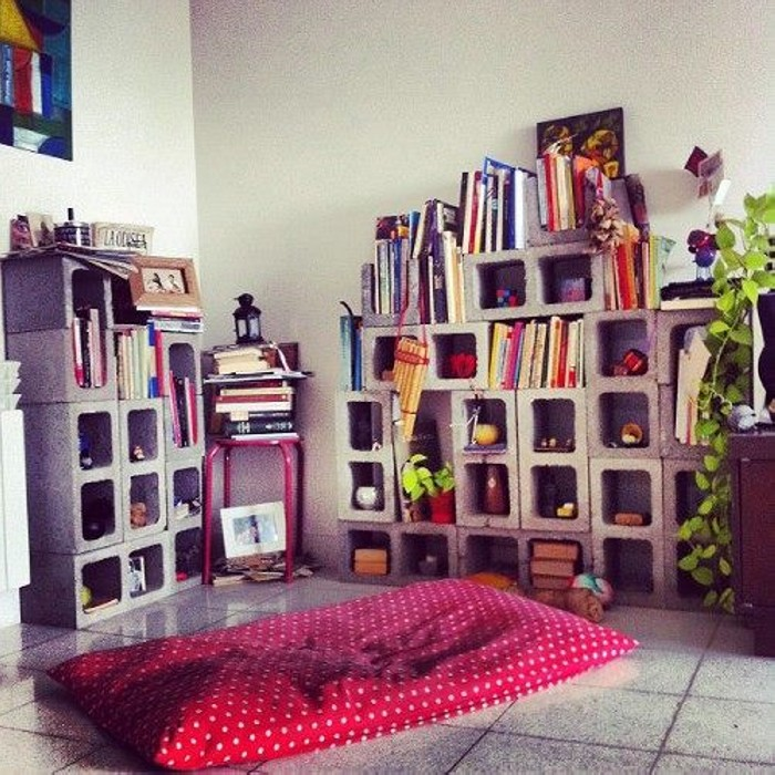 Creative Uses For Bricks: 40 + Cool Ways To Use Cinder Blocks
