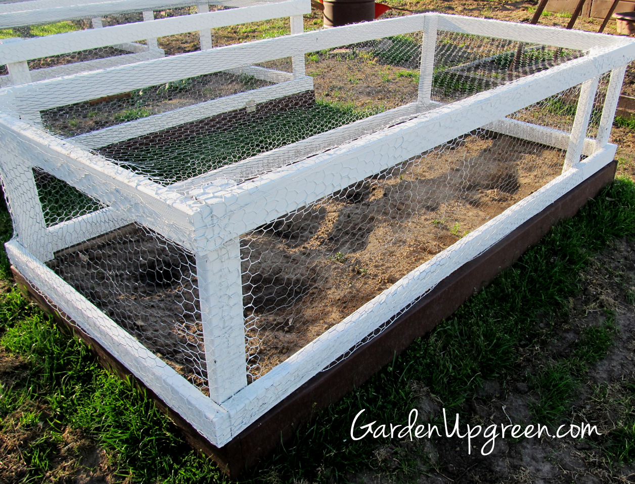 How To Make Cheap Raised Vegetable Beds