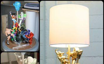 DIY Epic Lamp