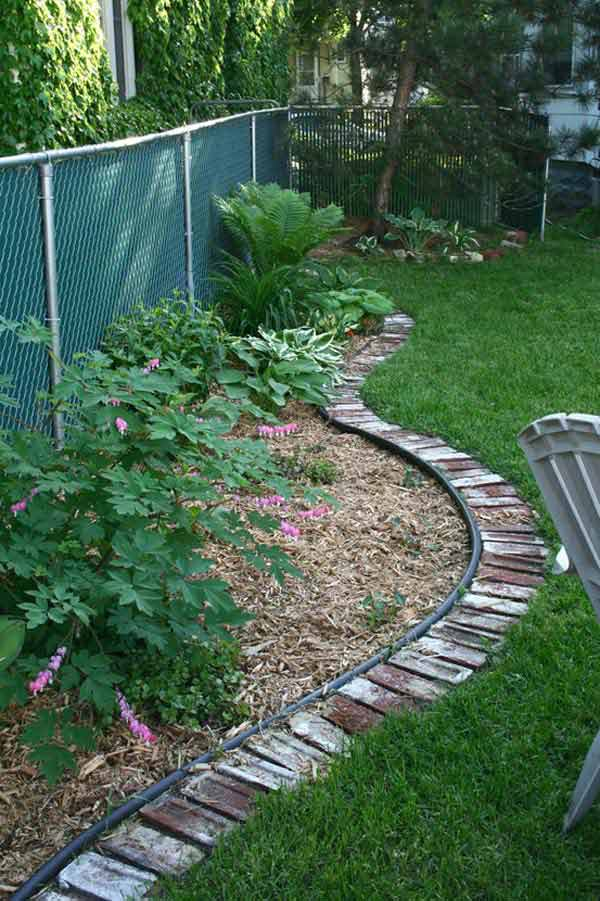 30 diy garden bed edging ideas page 3 of 3