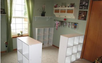 Build Custom Craft Desk