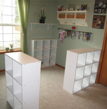 Build Custom Craft Desk