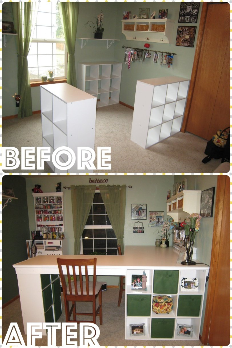 How to Build Your Custom Craft Desk