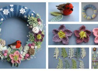 How to Crochet Wreaths
