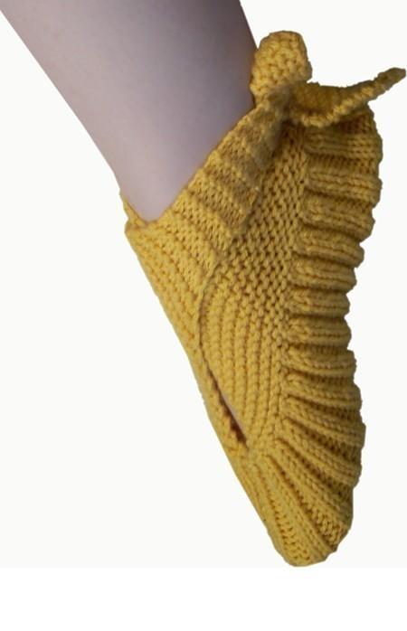 20 Diy Slipper Knitting Patterns Page 3 Of 3