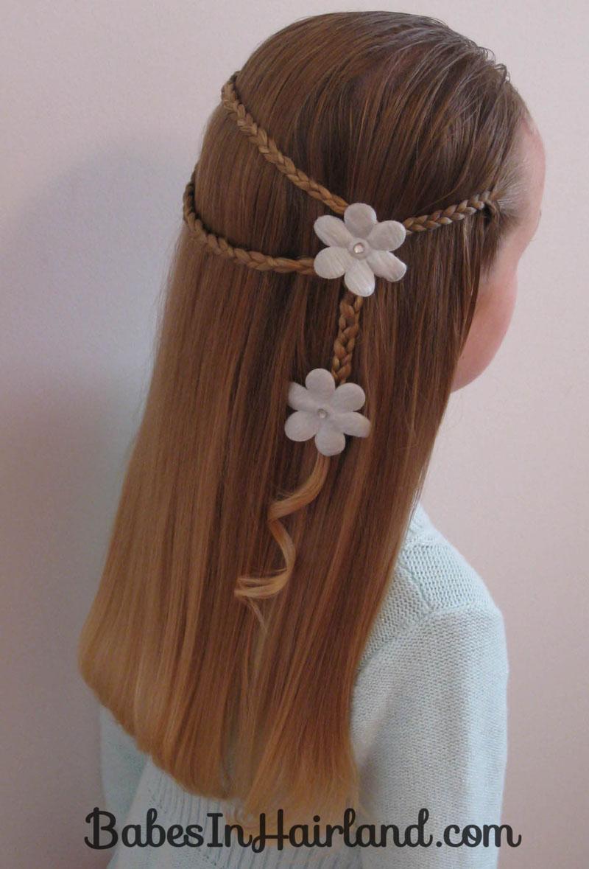 Wrap Around w:Little Braids Hairstyle