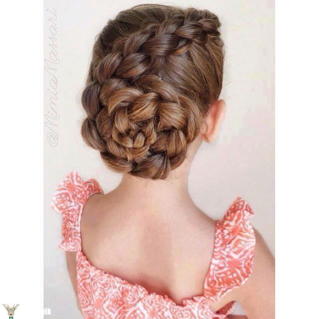 Hairstyle Girl Jora: 20+ Fancy Little Girl Braids Hairstyle