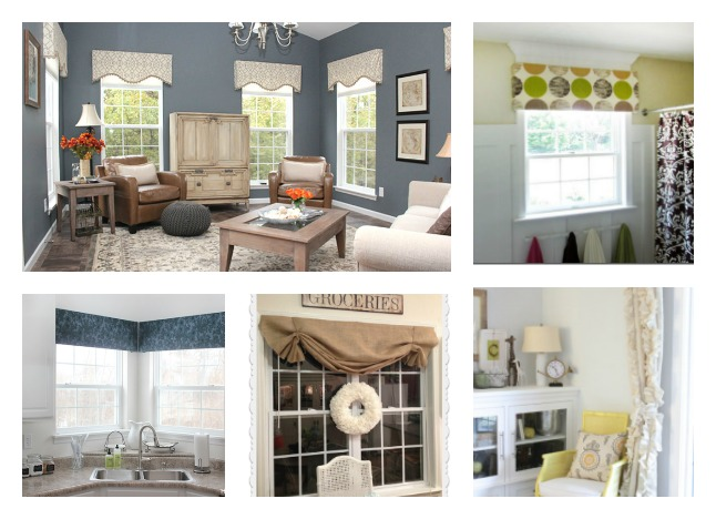 15 DIY Window Treatment Ideas