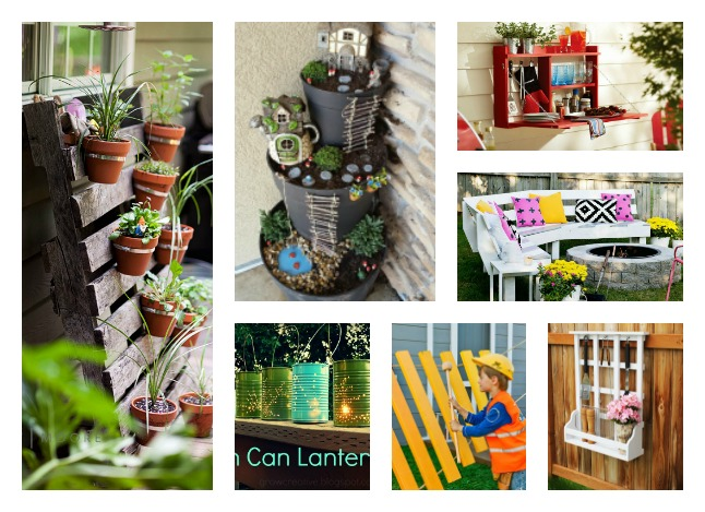 25 Awesome Backyard DIY Project Ideas on Budget