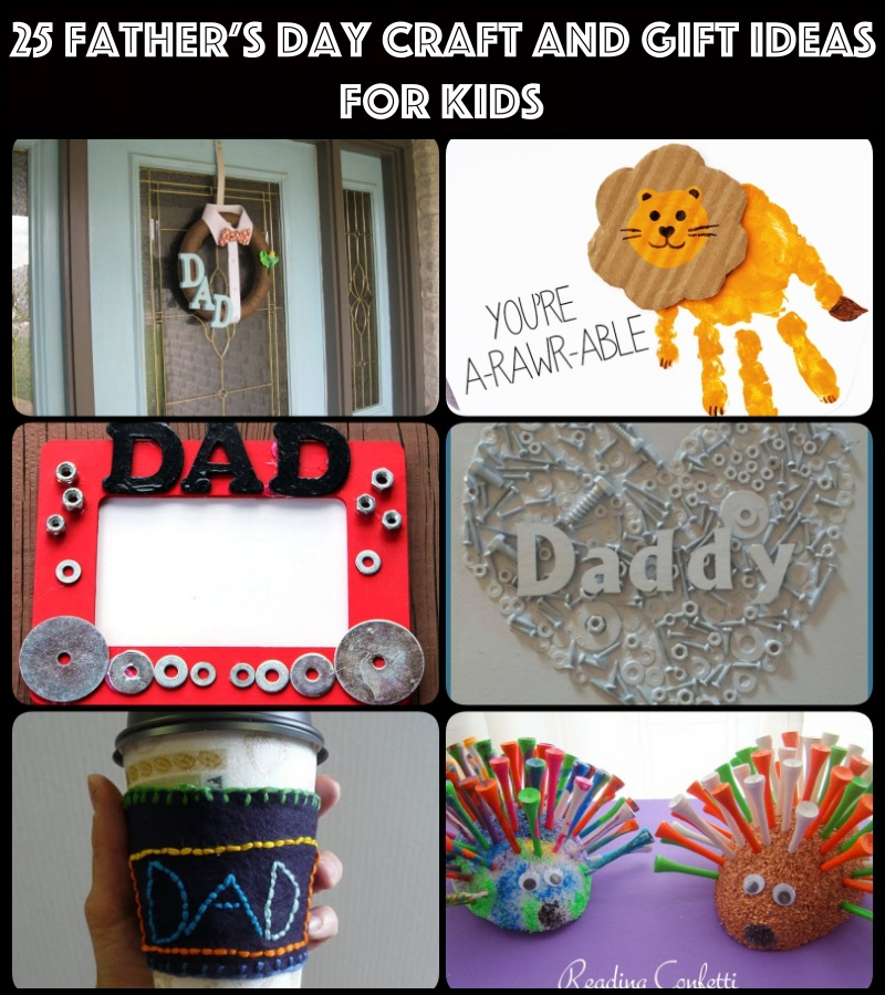 fathers day craft ideas for kids 25 s day craft and gift ideas for 7719