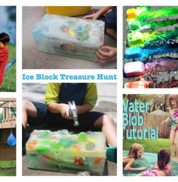25 Water Games and Summer Activities for Kids