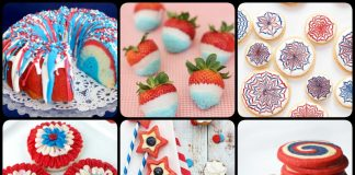 Festive Desserts for 4th Of July