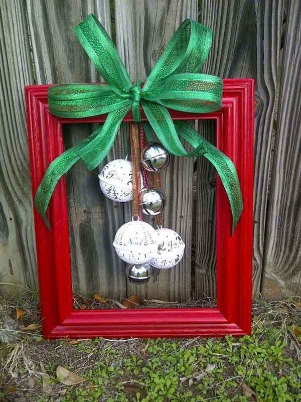 40+ Creative Reuse Old Picture Frames Into Home Decor ...