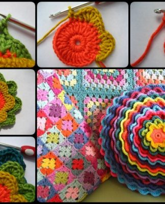 Crochet Flower Cushion Pattern Free : Cool Creativity, Author at Cool Creativities - Page 124 of 124