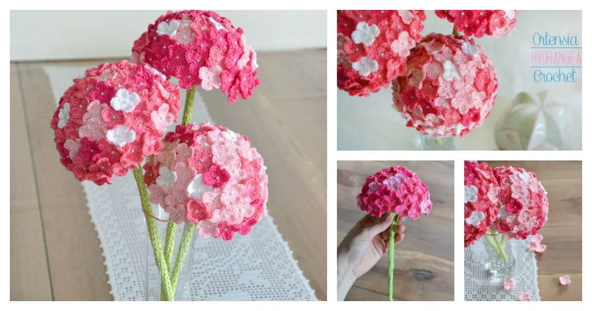 Valentine Day Flower Crafts