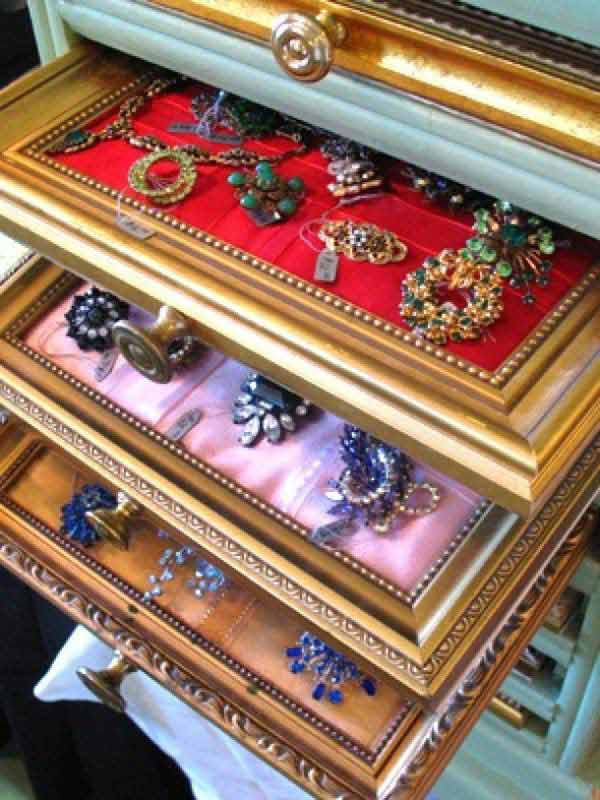 DIY Jewelry Drawer