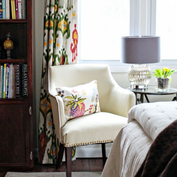 DIY Lined Curtains