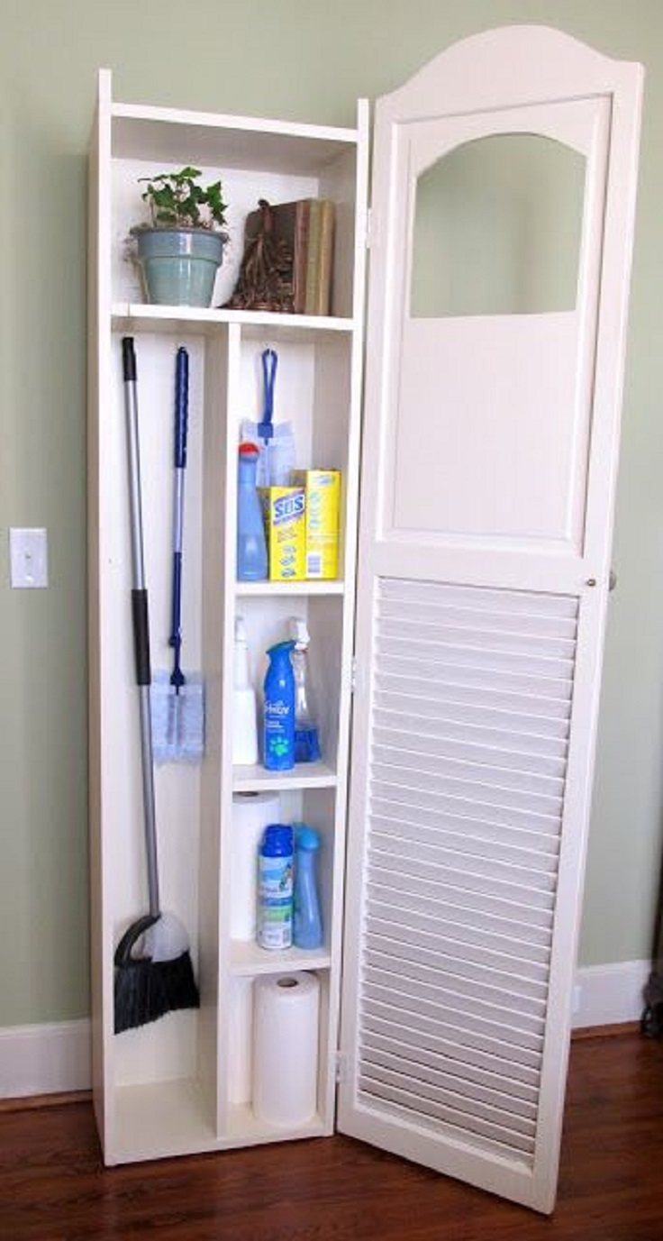 20 Awesome Laundry Room Storage and Organization Ideas ...