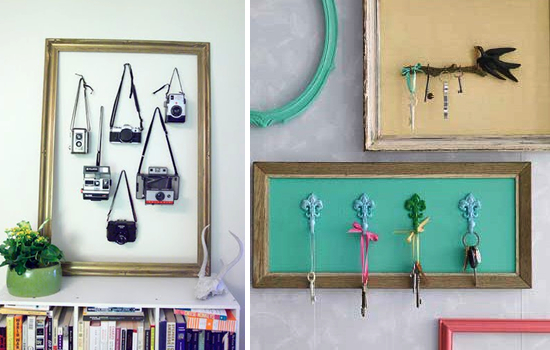 DIY Wall Holder