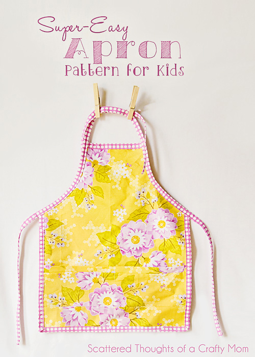 16 diy apron sewing patterns