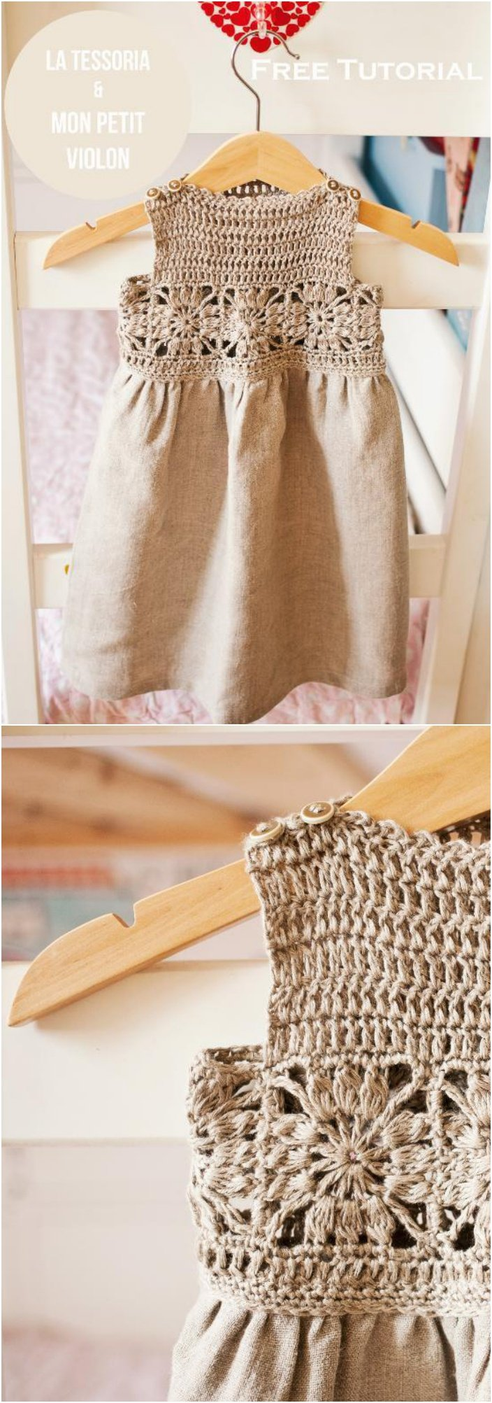 Free Crochet Granny Square Clothing Patterns : 10+ Free Crochet and Fabric Dress Patterns - Page 2 of 3