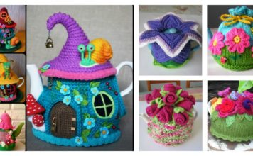20+ Handmade Tea Cozy with Patterns