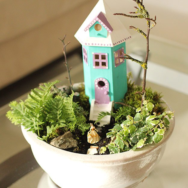 18 Beautiful Fairytale Garden Ideas: 18 Indoor Herb Garden Ideas