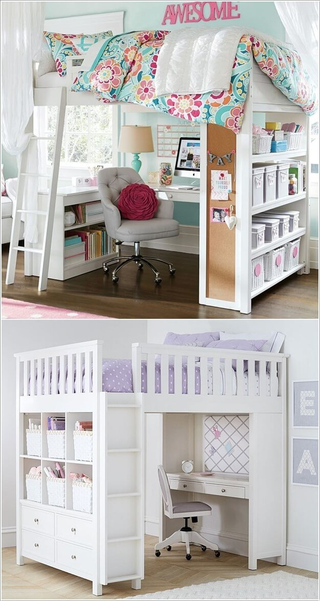 6 space saving furniture ideas for small kids room page for Best beds for small rooms