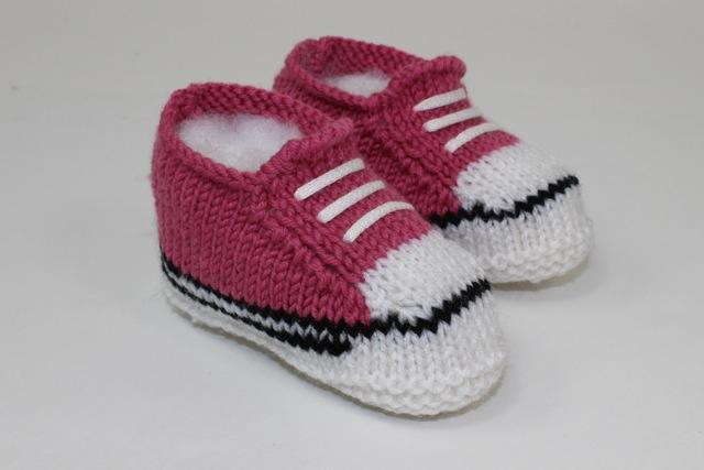 Easy Baby Booties Knit Pattern : 40 + Knit Baby Booties with Pattern - Page 5 of 5