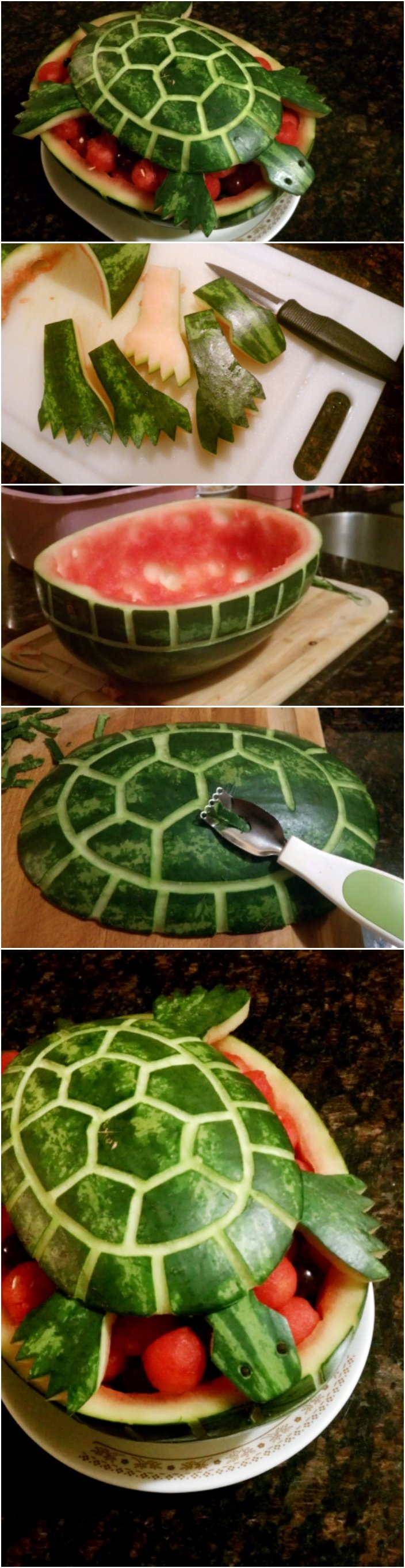 Watermelon carving ideas and tutorials page of