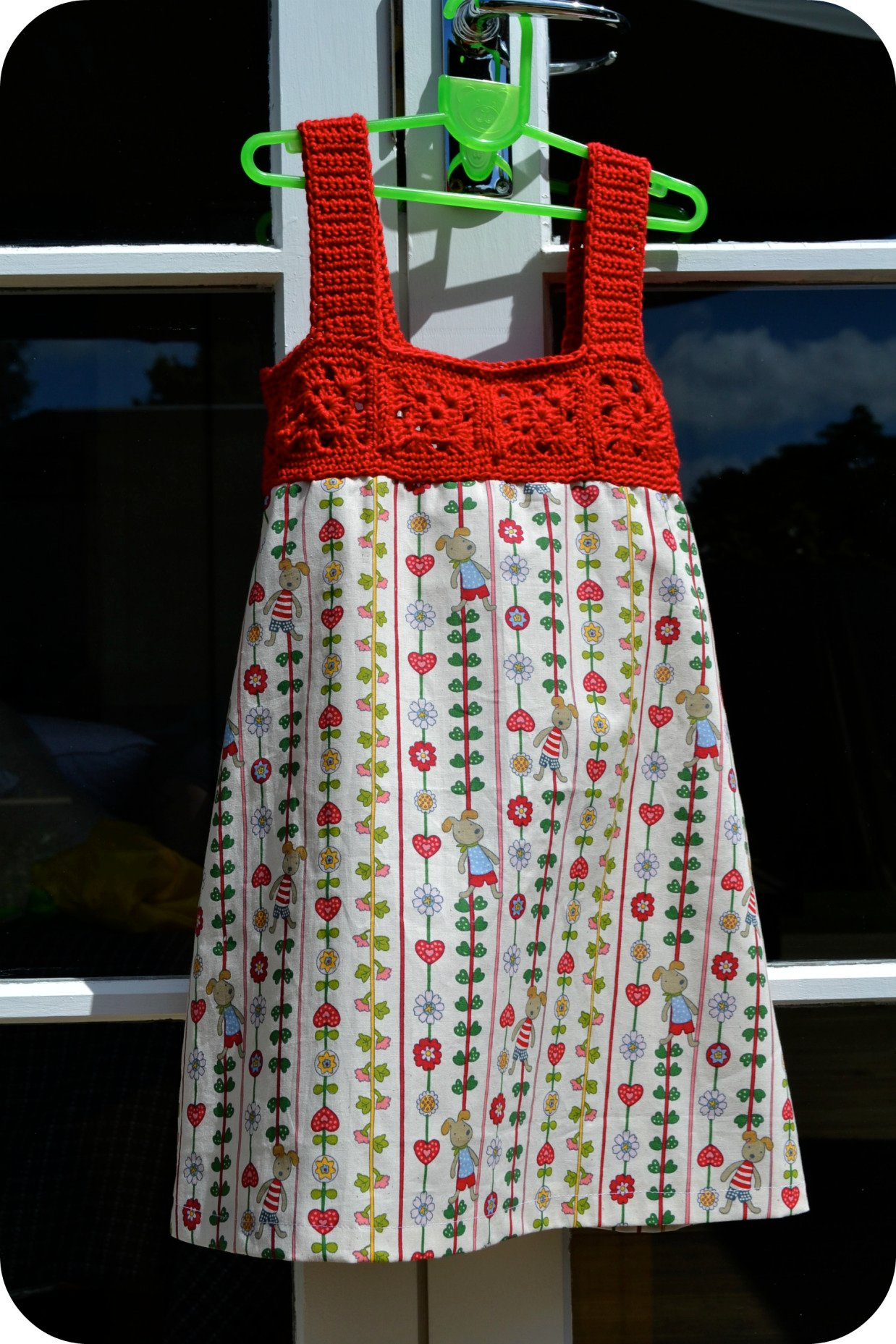 Free Printable Crochet Dress Patterns : 10+ Free Crochet and Fabric Dress Patterns - Page 2 of 3