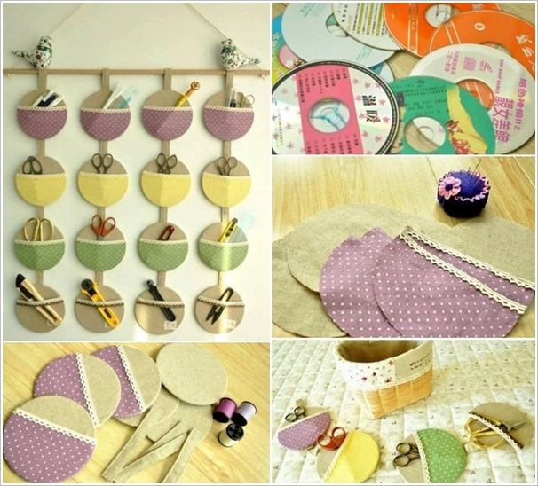 20 Brilliant Recycle Old Cds Craft Ideas Page 4 Of 5