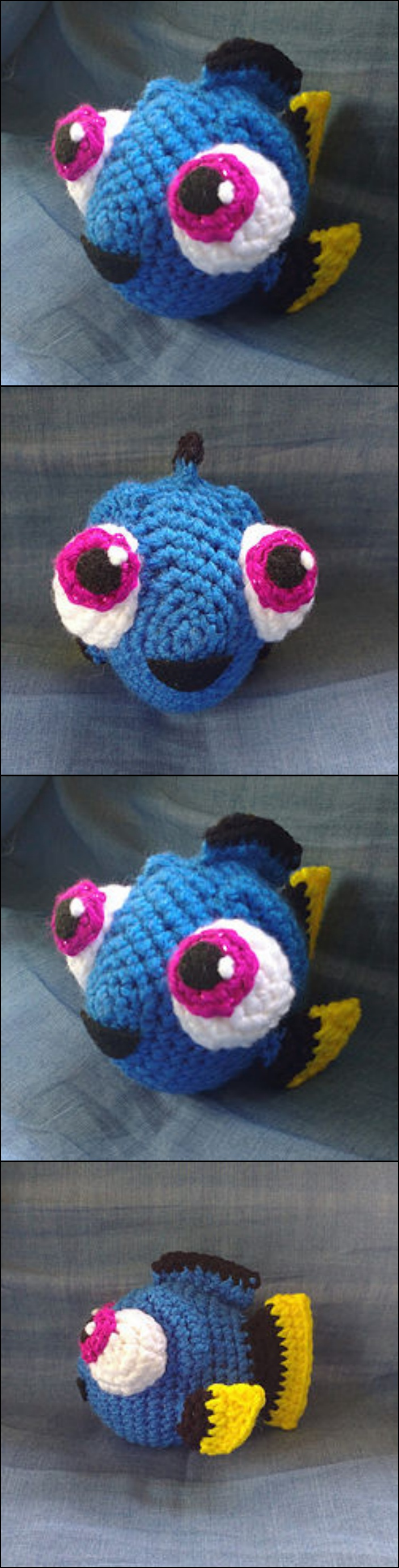 Finding Dory Crochet / Knitting Patterns - Page 4 of 4