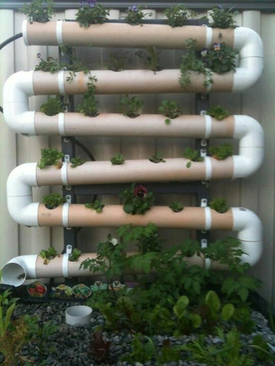 20 Cool Vertical Garden Ideas Page 3 Of 4