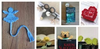 20+ Crochet Bookmark Patterns for Every Skill Level
