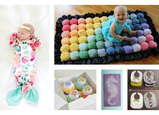 28 DIY Baby Shower Gift Ideas and Tutorials