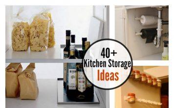Great Kitchen Storage Ideas, Organization Tips