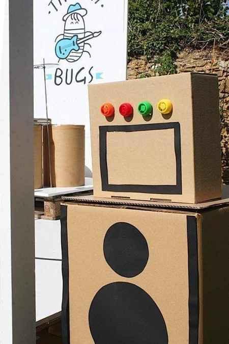 30 Fun Ways To Repurpose Cardboard For Kids Page 4 Of 4