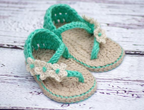 Baby Sandals Crochet Pattern Cool Creativities