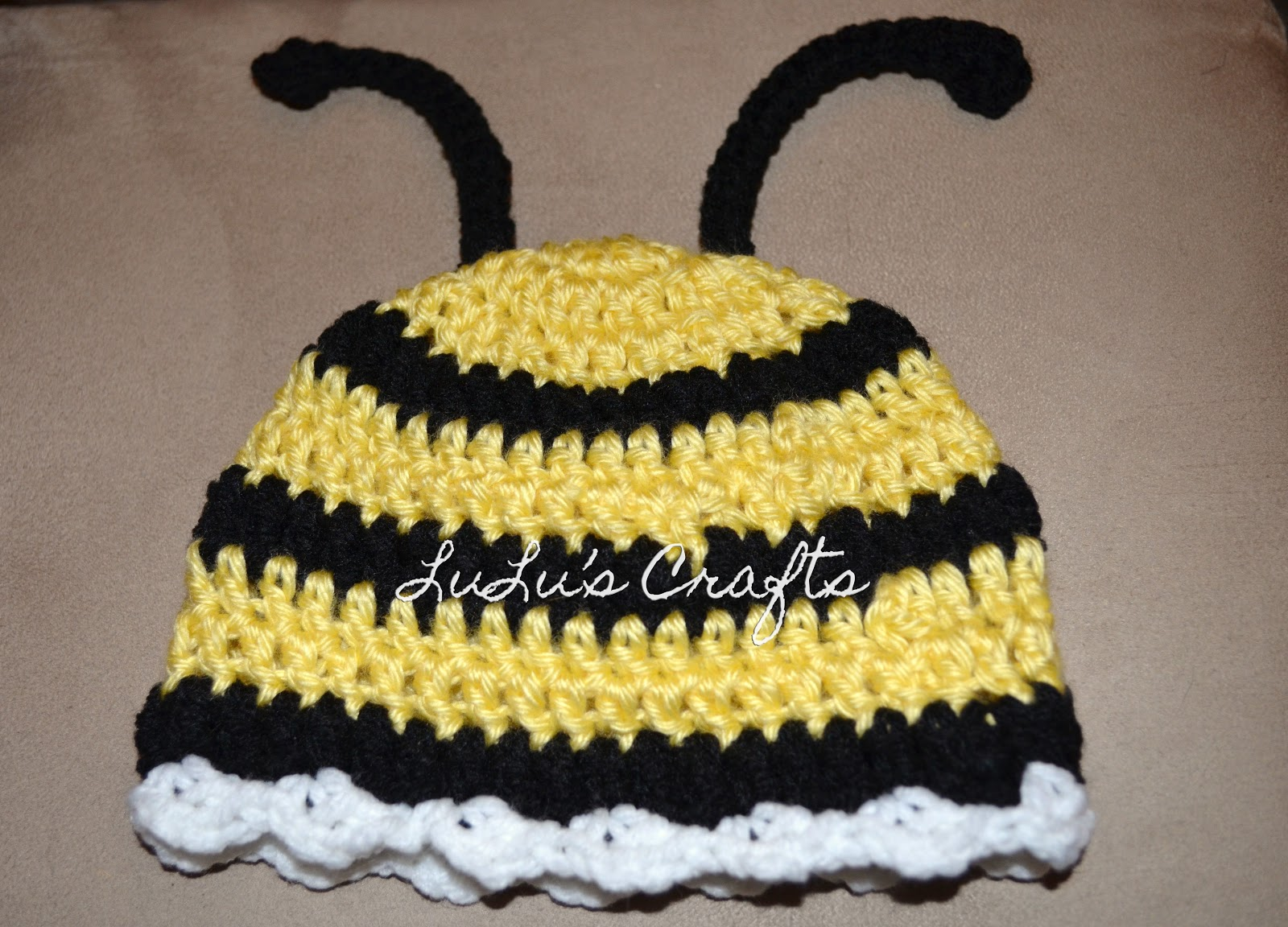 Free Crochet Patterns Yarn Bee : 26 Beautiful Crochet Bee Patterns - Page 2 of 3