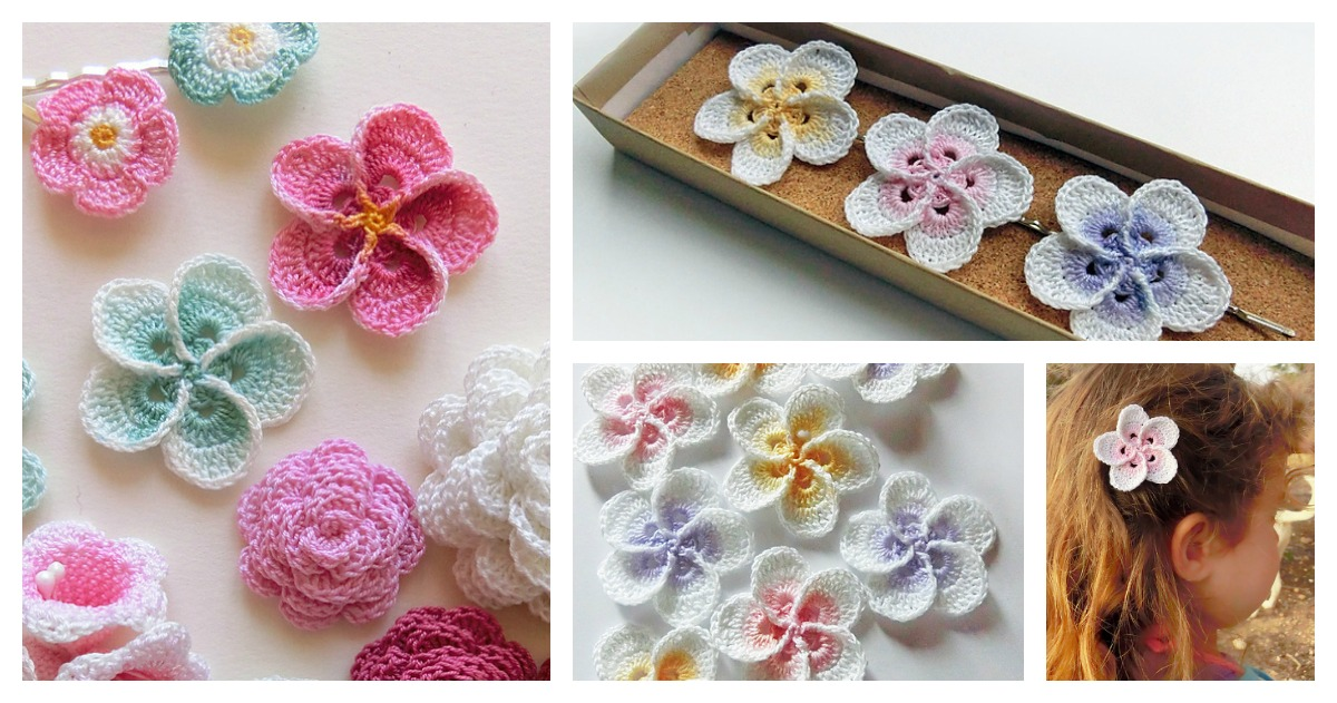 Make A Flower Crochet